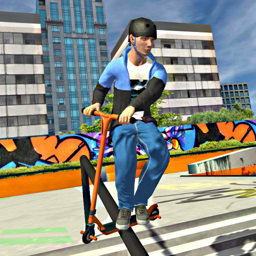 Download Scooter FE3D 2