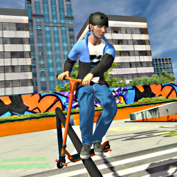Logo Scooter FE3D 2 - Freestyle Extreme 3D