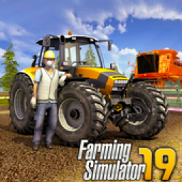 Logo Farming Simulator 19