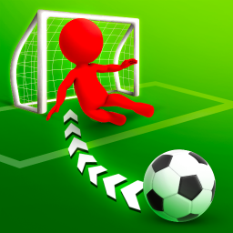 Logo ⚽ Cool Goal! — Soccer game 🏆