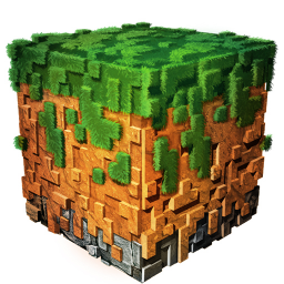 Logo RealmCraft with Skins Export to Minecraft