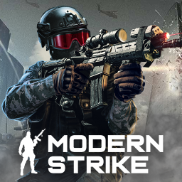 Logo Modern Strike Online: Free PvP FPS shooting game
