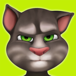Logo My Talking Tom