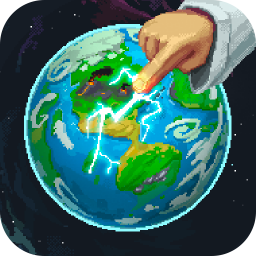 Logo WorldBox - Sandbox God Simulator