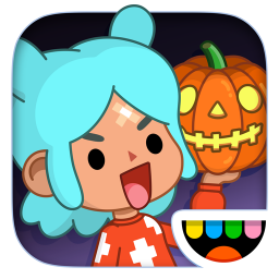 Logo Toca Life World: Build stories & create your world