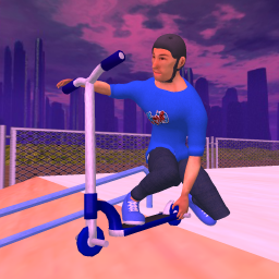 Logo Scooter Freestyle Extreme 3D