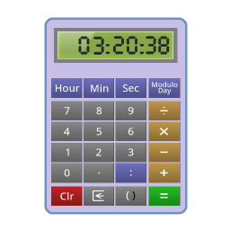 Logo Time Calculator