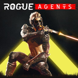 Logo Rogue Agents: Online TPS Multiplayer Shooter