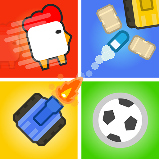 Download 2, 3, 4 Player Mini Games