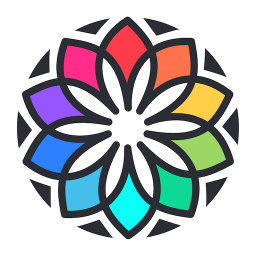 Logo Coloring Book for Me & Mandala
