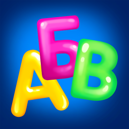 Logo Alphabet Learning Games: ABC Tracing and Phonics