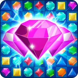 Logo Jewel Empire : Quest & Match 3 Puzzle