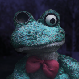 Logo Five Nights with Froggy