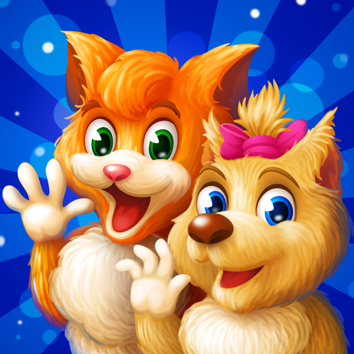 Download Cat & Dog Story Adventure Games