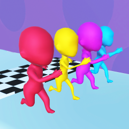 Logo Run Race 3D