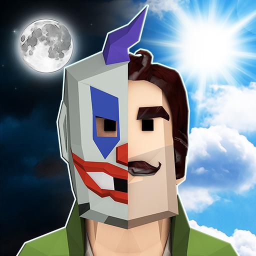 Download Scary Clown Man Neighbor