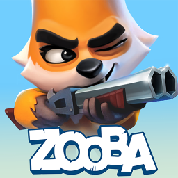 Logo Zooba: Free-for-all Zoo Combat Battle Royale Games