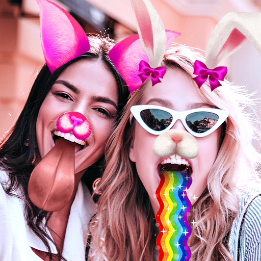 Download Face Live Camera: Photo Filters, Emojis, Stickers