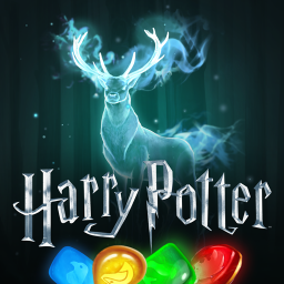 Logo Harry Potter: Puzzles & Spells - Matching Games